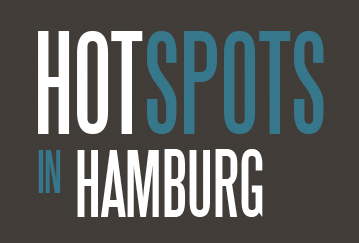 Hotspots in Hamburg